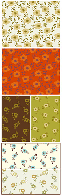 Vector background patterns-14