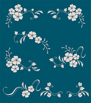 Vector background patterns-34