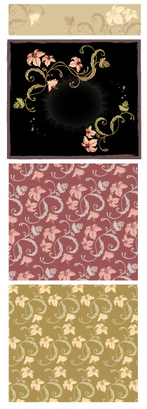 Vector background patterns-43