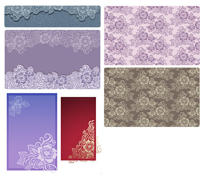 Vector background patterns-44