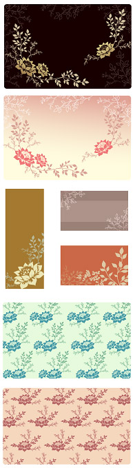 Vector background patterns-48