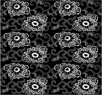 Vector traditional tiled background material-33