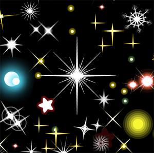 Glamorous Star elements