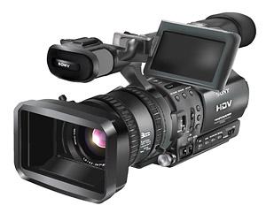 Realistic sony camera