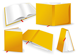 Vector material books