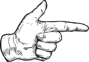 Vector material gestures