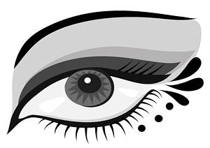 Vector eyes elements