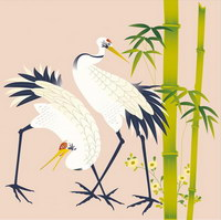 Vector traditional pictorial series  8-Animals