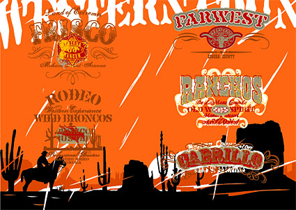 Movement and the street culture vector material-12