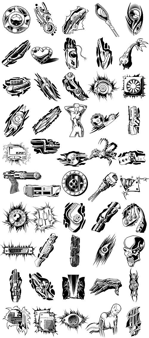 Metal objects logo