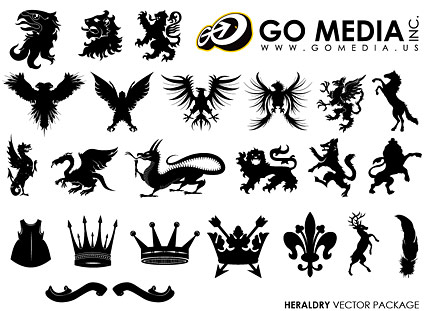 Go Media Vector produced material -  the crown