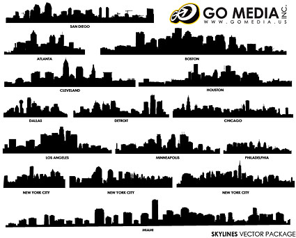 Go Media produced vector material - Compound