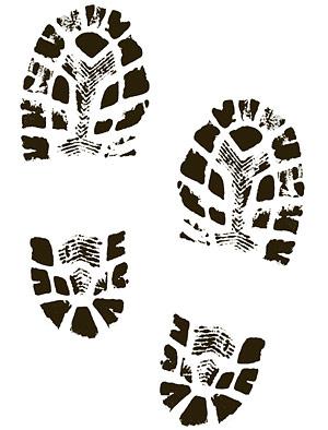 Vector boot soles