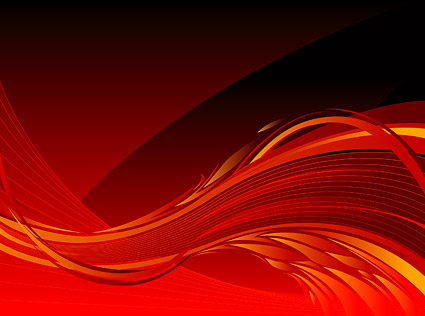 Cool dynamic vector background material