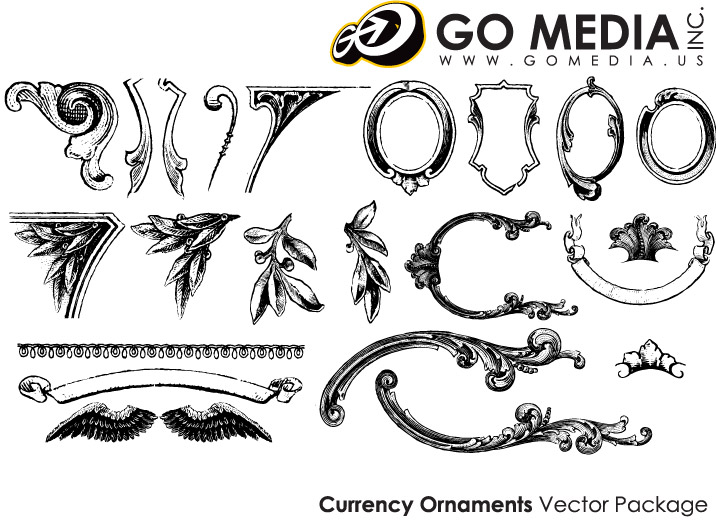 Go Media produced material - Continental lace pattern