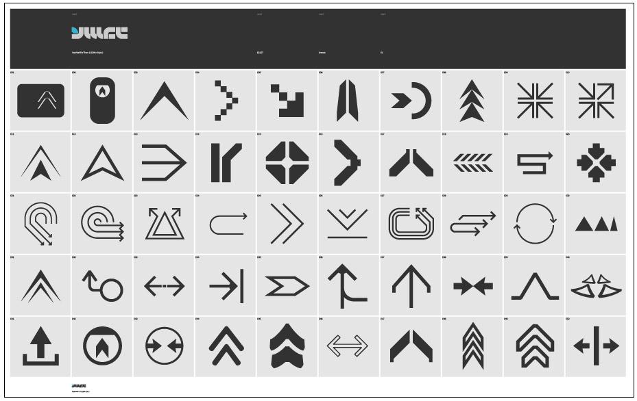 Arrow icon 1