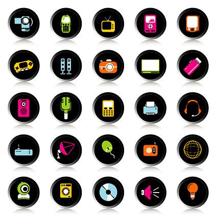 Multimedia and digital equipment