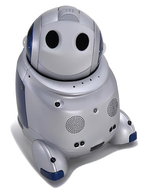 AI realistic rendering of the robot