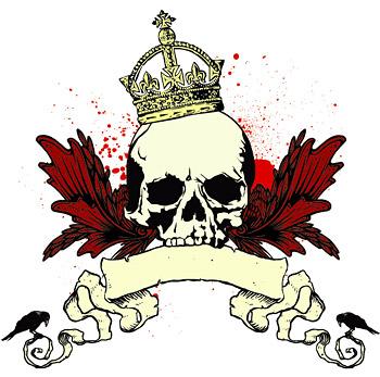 Trend skull logo