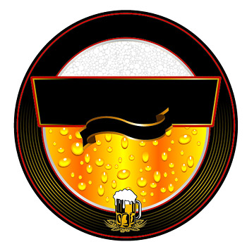 Beer theme logo