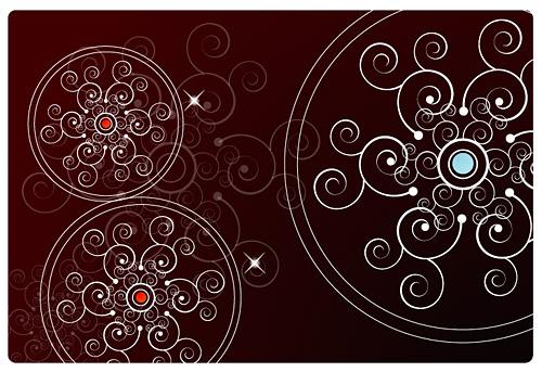 Circular patterns
