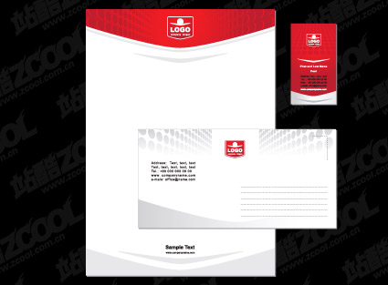 Business cards, envelopes, letterheads
