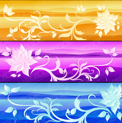 Special patterns vector material