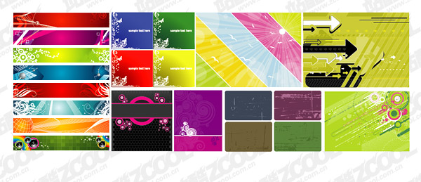 Design Series vector commonly used decorative background material