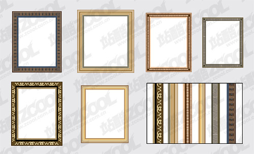 Accommodates frame lace vector material-2