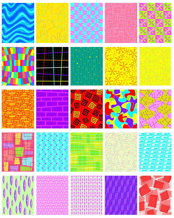 Joyful useful for background material vector-2