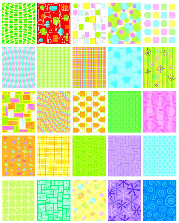 Joyful useful for background material vector-3