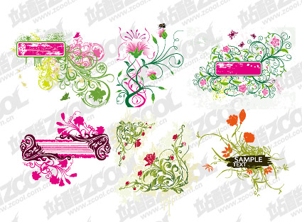 6, practical pattern vector material-2