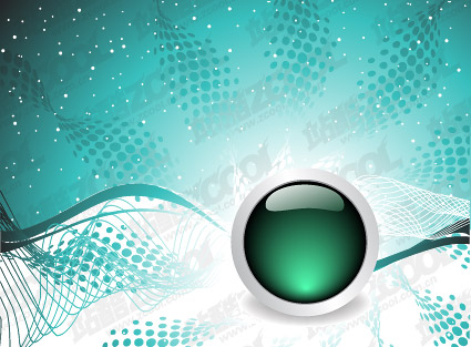crystal ball and dynamic background