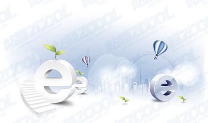 Commercial vector illustration