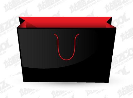Black Bags vector material