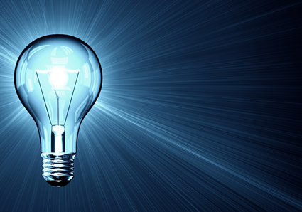 Blue light bulb picture quality material-2