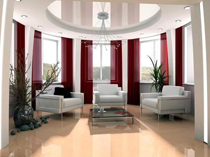 Home living room boutique