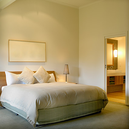 Simple rooms picture material