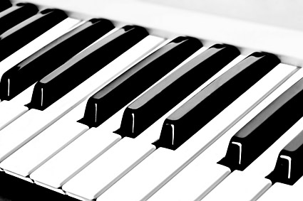 Keyboard Featured picture material