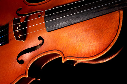 Violin Featured picture material