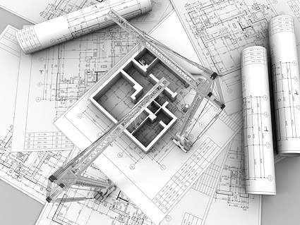 3D buildings and the floor plan -8