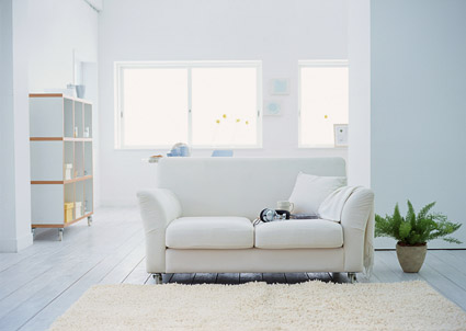 Modern living room boutique picture material-5