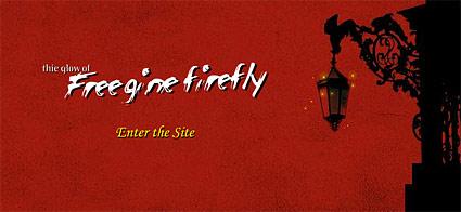 Fireflies flash source effect