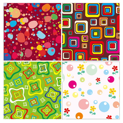 Vector background colors