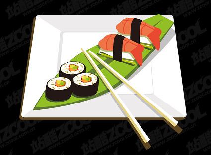 A sushi vector