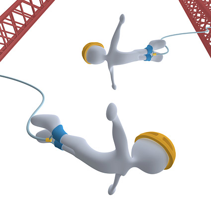 3D play little bungee picture material-2