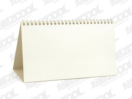 Blank calendar picture frame products