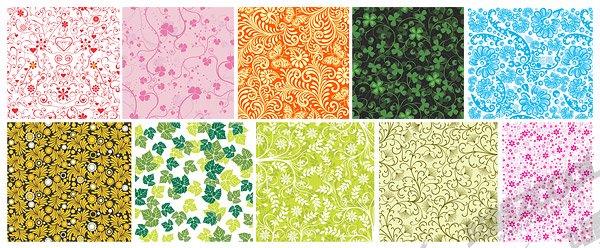 Vector pattern practical background material-3