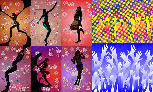 People vector-related material