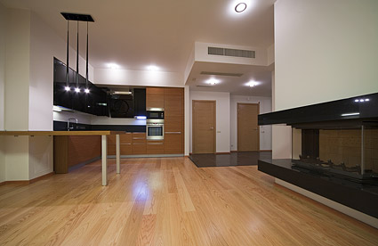 Beautiful home interior picture material-16